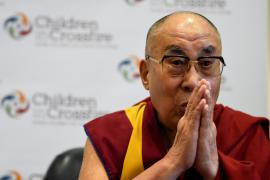 El Dalai Lama, con las protestas de los jóvenes