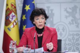 Vox intoxica conciencias e incita a «conductas no deseables», según la portavoz del Gobierno