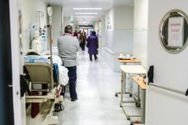 Salud activa más de 130 camas y contrata a casi 140 profesionales por la gripe