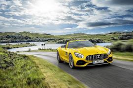 El nuevo Mercedes AMG GT S Roadster