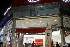 Presentación de Tapalma en las nuevas instalaciones de Kia Autovidal