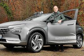 Récord del Hyundai NEXO propulsado con hidrógeno