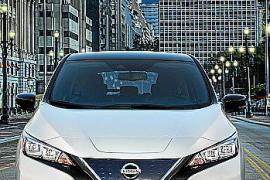 Nissan se mantiene al alza con sus modelos eléctricos