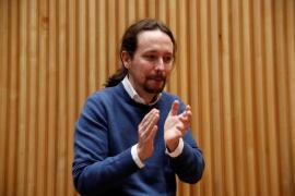 Iglesias dice que su bipartito con el PSOE debe poner «límite a los poderosos»