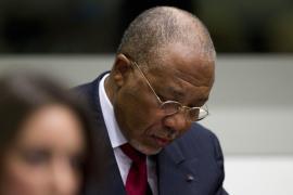 El ex presidente liberiano Charles Taylor, condenado por crímenes  de guerra