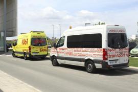 El transporte sanitario no urgente será gratuito al menos durante seis meses