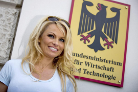 Pamela Anderson sobre el Rey: 'Su  comportamiento no es en absoluto sexy'
