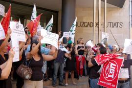 El CGPJ pide al Ministerio un plan «urgente» y «extraordinario» para los juzgados laborales
