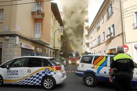 El informe concluye que la muerte del bombero  se debió a un error humano
