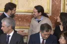 El 'buen rollo' entre Vox y Pablo Iglesias