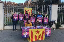 El Bloc d'Unitat Popular presenta la Diada de Mallorca