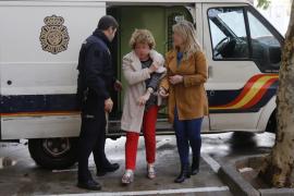 La exprofesora universitaria encarcelada en Palma sustrajo 200.000 euros a su familia