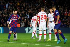 Dura derrota en el Camp Nou