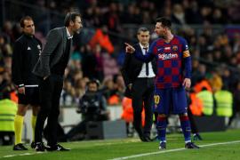 Vicente Moreno y su discusión con Messi: «Por qué no, es un jugador como otro cualquiera»