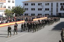 El Regimiento de Infantería celebra su patrona