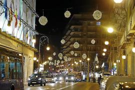 ¿Qué te parecen las luces de Navidad de Palma?