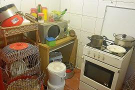 Pesadilla en la cocina en Palma