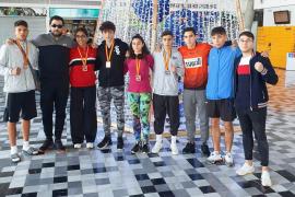 Cinco medallas para los púgiles isleños en el nacional de boxeo