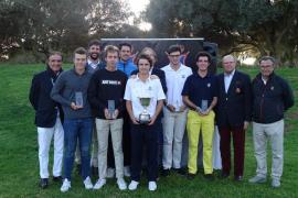 Mueller-Baumgart gana la Copa Baleares de golf en Son Antem