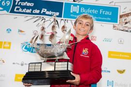 Ayarza luce sus galones en el Trofeu Ciutat de Palma de vela