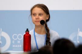 Greta Thunberg calla para dar voz a los jóvenes del mundo: «Necesitan contaros su historia»