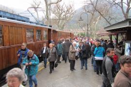 El ferrocarril de Sóller echa el cierre hasta febrero para renovarse