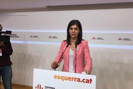 ERC visualiza un acuerdo con el PSOE en enero