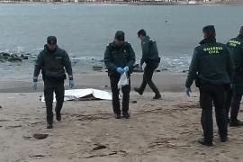 Aparece un cadáver flotando en aguas de Sóller