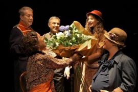Teatro en Calvià con 'La Xirgu: visca el teatre'