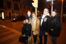 Comienza la recogida de firmas para pedir aparcamientos en Pere Garau