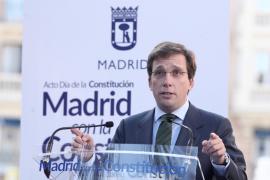 Almeida acepta las disculpas de Javier Bardem