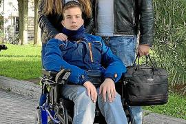 Oscar K. Szczesniak y su familia se enfrentan este martes a un desahucio