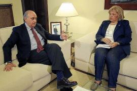 La presidenta de la AVT, tras reunirse con el ministro: «Nos sentimos engañadas»