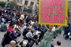 Tsunami Democràtic plantea una movilización antes del Barça-Madrid