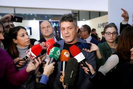 Alejandro Sanz, en la cumbre del clima: «El mundo contiene el aliento; no le defraudemos»