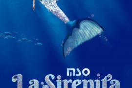 Rafel Brunet lleva 'La Sirenita, el musical' a Trui Teatre