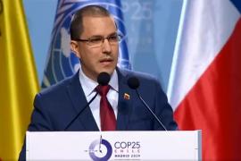 El Grupo de Lima boicotea el discurso del representante de Venezuela