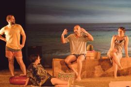 'Rostoll cremat', de Toni Gomila', regresa al Teatre Principal de Palma