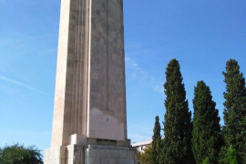 Vecinos de Santa Catalina y Societat Civil Balear piden al Ministerio que proteja el monumento de Sa Feixina