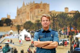Alejandro Hernández Mosquera: «Los valores fundacionales de la Guardia Civil siguen permaneciendo inalterables»