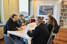 Yllanes pide a Iglesias que el futuro Gobierno estatal tenga en cuenta a Baleares