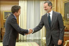 Sólo los aliados del PP trasladan al Rey un 'no' rotundo a investir a Sánchez