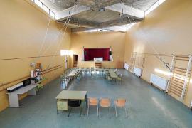 Centro de acogida para personas sin techo