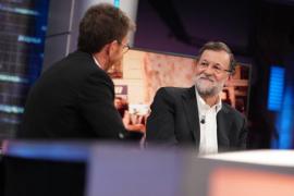 Mariano Rajoy y su paso por 'El Homiguero'