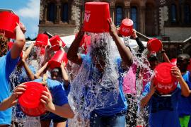 Muere Pete Frates, el impulsor del 'Ice Bucket Challenge', con 34 años