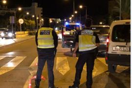 Intensa campaña de alcohol y drogas a los conductores de Baleares