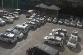 Las nuevas armas de la Policía Local y los Bomberos para una Palma más segura