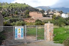 El Ajuntament decide paralizar las obras de 'Petit Bunyola' y revisará la licencia