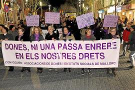 Cerca de dos mil mujeres buscan ayuda  o protección en el Institut Balear de la Dona