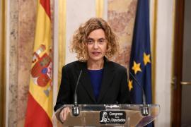 Batet supedita la fecha del debate de investidura a las negociaciones de Pedro Sánchez con los grupos